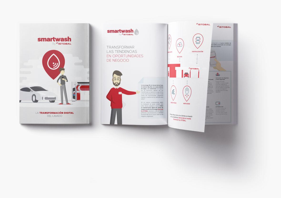 Catálogo Smartwash by ISTOBAL